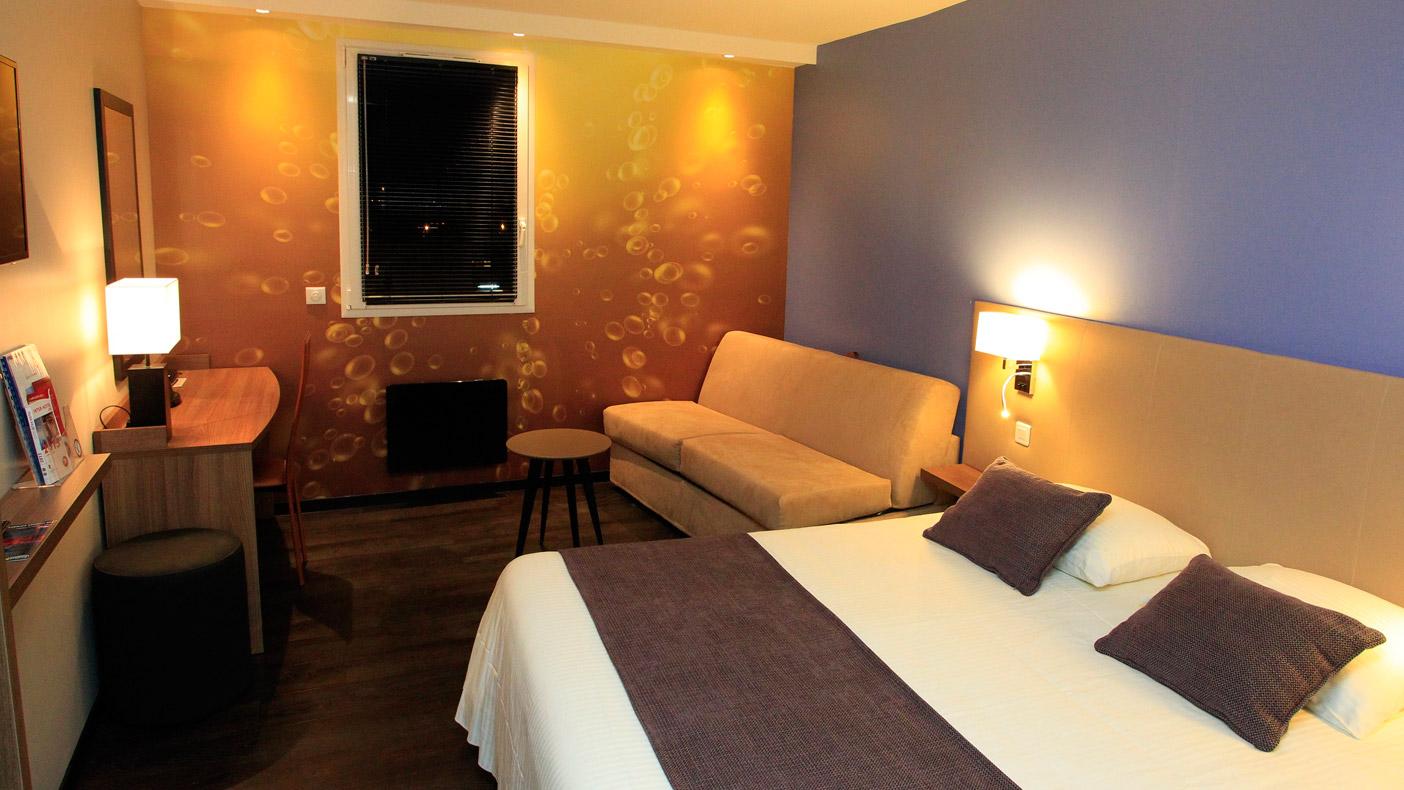 H tel 3 toiles reims qualys h tel reims tinqueux for Hotels reims
