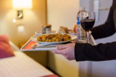 Restauration Business Stopover Partner Restaurants Snacking